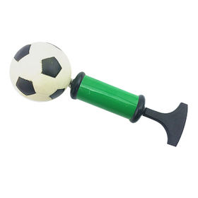 Plastic Customized Logo Ball Pump from Ningbo Junye Stationery & Sports Articles Co. Ltd