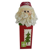 China Christmas wine boxes/Christmas gift boxes