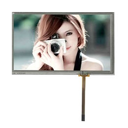 7-inch TFT LCD module with RTP, 800x480 resolution