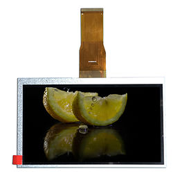 7-inch TFT LCD module, 800x480 resolution industrial grade replace AT070TN94