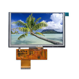 China 5-inch TFT LCD module