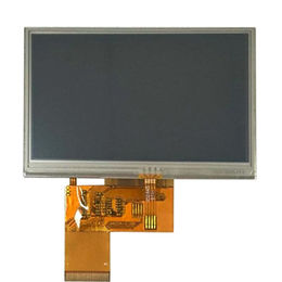 5-inch TFT LCD module with RTP, 800x480 resolution