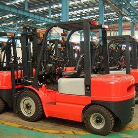 2-ton hydraulic diesel forklift, YTO CPCD20