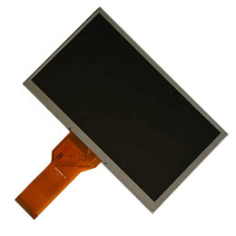 7-inch TFT LCD module with multiple touch CTP, 1024x600 resolution 40-pins LVDS interface