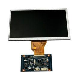 7-inch TFT LCD module, 800x480 resolution 50 pins