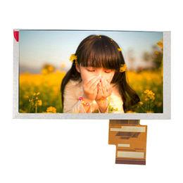 6.2-inch TFT LCD module, 800x480 resolution