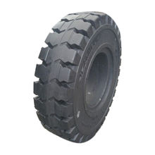 China Click Solid Tire, 28*9-15, SP900/SP900C, Armour/Lande Brand