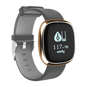 New product custom wrist watch smart bracelet with heart rate monitor blood pressure monitor
