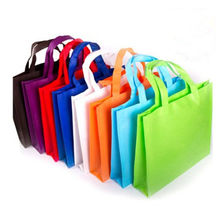 China Recycle bag, apparel and promotional, made of nonwoven fabric