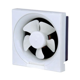 China Classic Wall-mounted Full PP Plastic Electric Ventilation