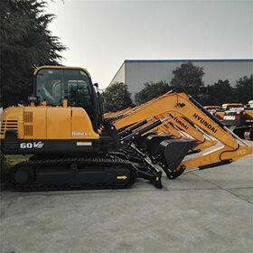 China Excavator