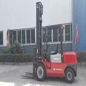 Diesel forklift, 3T electric forklift with side shift