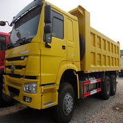6x4/336HP Used Dump Truck for Sinotruk Howo Sale