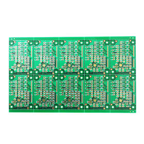 China OEM FR4 Double Layer PCB