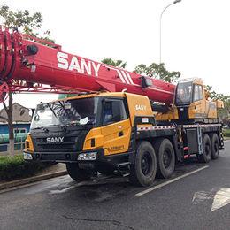 China Crane/Pickup truck Crane for Sany 30-ton JIB Crane Truck Crane/STC300S