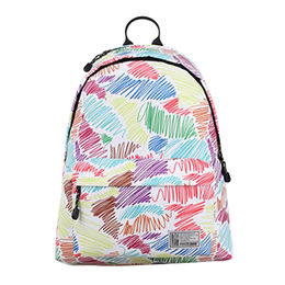 China Nylon/Polyester School Backpack