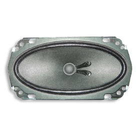China 10W Raw Speaker with 100Hz Frequency and -25 to 70 Degrees Celsius Operating Temperature