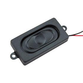China Slim Micro Speaker for Studio, 2.0W Power Rating