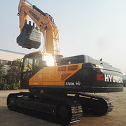 China 33-ton Hydraulic Excavator