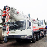 Truck Crane, 50-ton for Zoomlion Brand New Heavy Lifting Hydraulic Mobile Truck Crane/QY50V