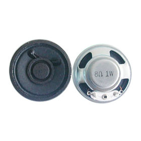 RoHS Directive-compliant Micro Speaker with 550Hz to 5500Hz Frequency Range from Xiamen Honch Industrial Suppliers Co. Ltd
