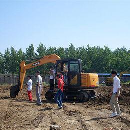 China 5-ton Excavator