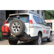 China LC150 rear bumper