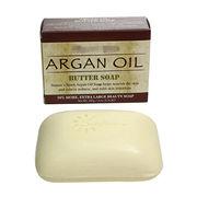 China Argan Oil Shea Butter Soap Bar