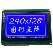 China STN Blue Negative 240128 LCD Module
