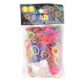 Rubber bands bracelet