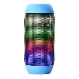 China 1200mA Portable LED Flashlight Bluetooth Speaker