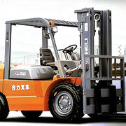 5-ton Diesel Forklift Truck for Heli CPCD50 with Bale Clamp