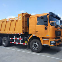 China Camion Truck for Shacman Algeria, F2000, Dump Truck with 290HP