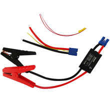 China 12V car emergency start charging power cable with 240A fuse