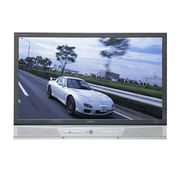 China 65-inch Big Size LCoS Rear Projection TV with Full HD 1080p and Fast Response Time