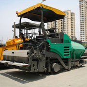 China Asphalt Concrete Crawler Paver
