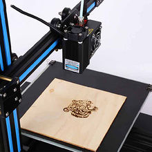 Engraving laser 3D printer accessories