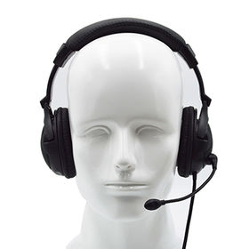Computer headset with 40 mm driver from Wealthland (Audio) Limited