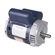 Garage door motor, capacitor run, 56 to 145T frame/resilient base/CSA and CUS approved/rolled steel from Cixi Waylead Electric Motor Manufacturing Co. Ltd