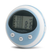 5-alarm Vibrating Pocket Pill Box from China (mainland)