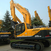 China New Hydraulic Excavator