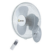 China Wall Fan with 60W Power, Tilting Angle Adjustable