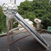 China Split Pressurized Solar Water Heater