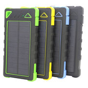 Solar mobile phone power wholesale 8,000mAh large capacity manufacturer
