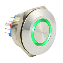 China Honyone illuminated metal pushbutton switch