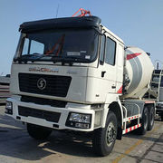 China 6x4 6 Cubic Meter Mini Concrete Mixer Truck for Shacman, Camion