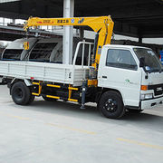 Telescopic Boom Truck Crane, 5-ton, SQ5SK3Q with 4x2 Chassis