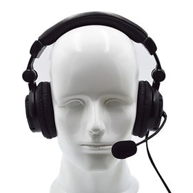 Computer headset with 50 mm driver from Wealthland (Audio) Limited