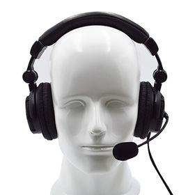 Hong Kong SAR Computer headset with 50 mm driver
