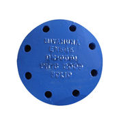 Ductile iron blind flange from Shanxi Solid Industrial Co.,Ltd.